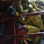 Muay Thai match i Chiang Mai
